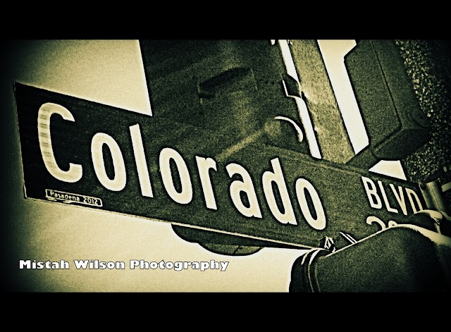 Colorado Boulevard, Pasadena, California by Mistah Wilson Photography