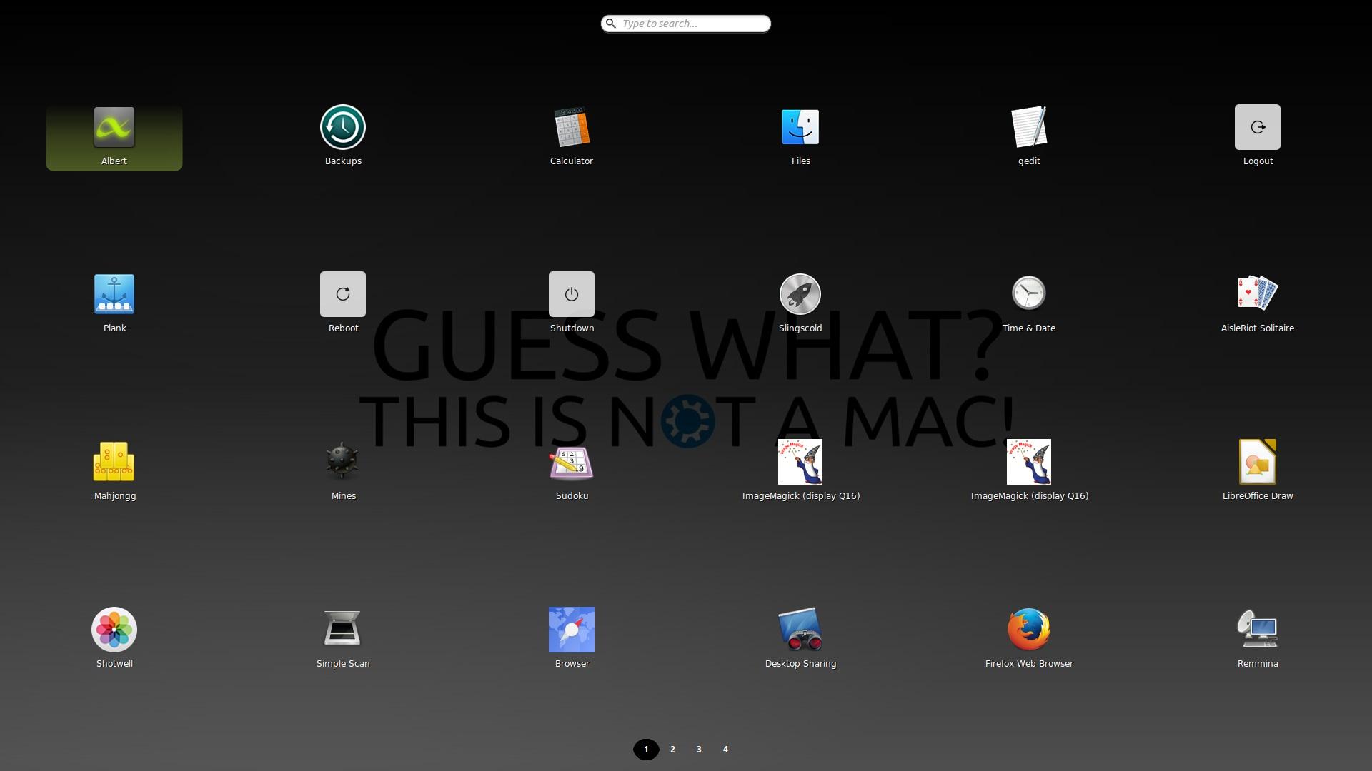MacBuntu 16 04 Transformation Pack for Ubuntu 16 04 Xenial