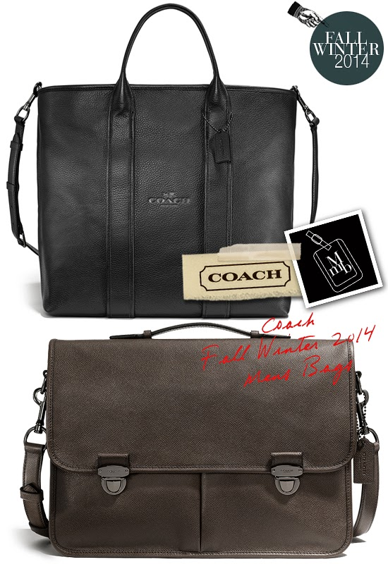 Coach Fall Winter 2017 Mens Bags