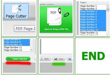 Menghapus Halaman PDF