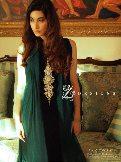 91d32551f4d9 Fashion Tips Box  Z Designs Semi Formal Wear 2011