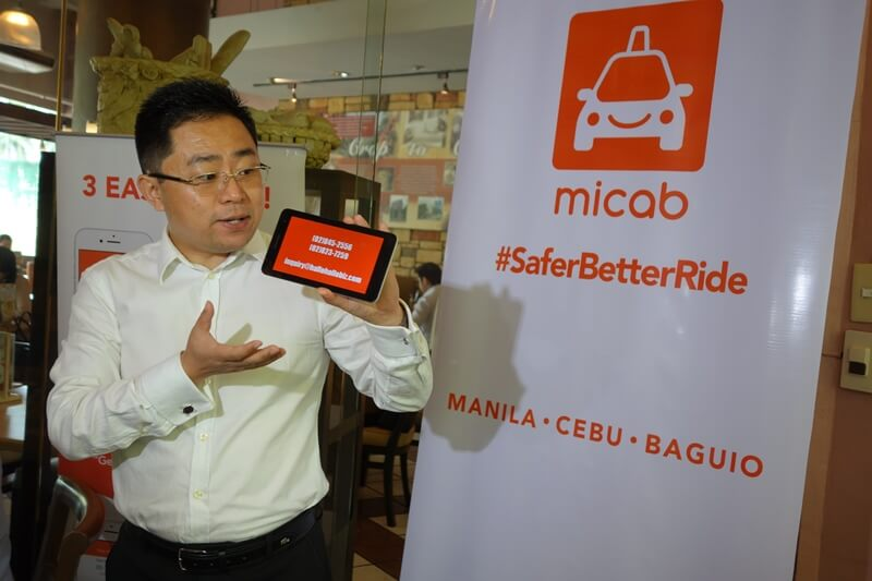 Micab Taps Huawei to Provide In-cab Tablets for the Taxi-hailing Platform