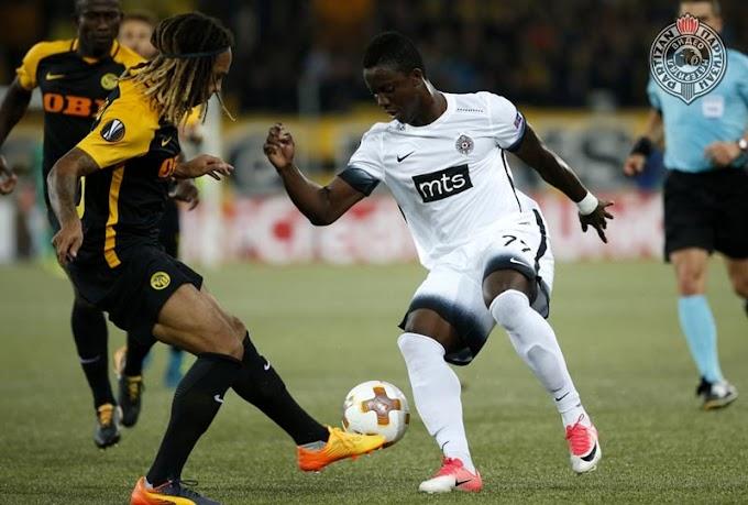 "Solomon: ""Hvala Grobarima, Partizan može u sledeću rundu Lige Evrope!"" (FOTO)"