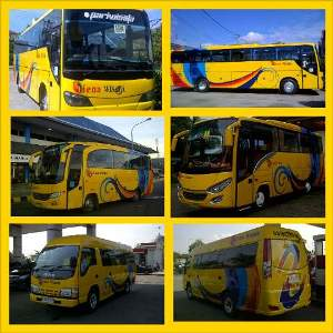 bus medium dan big bus