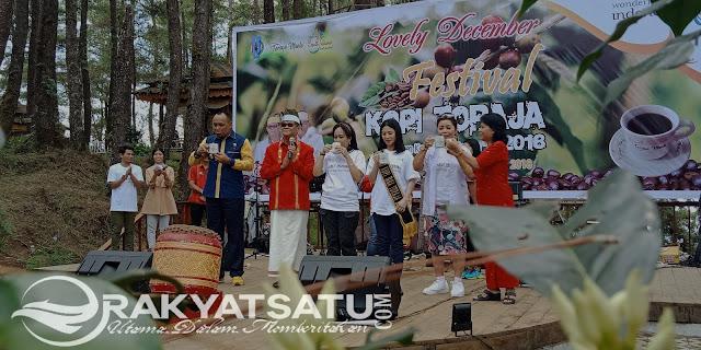 Buka Festival Kopi Toraja, Nico: 2019 Akan Launching Kopi Toraya Maelo