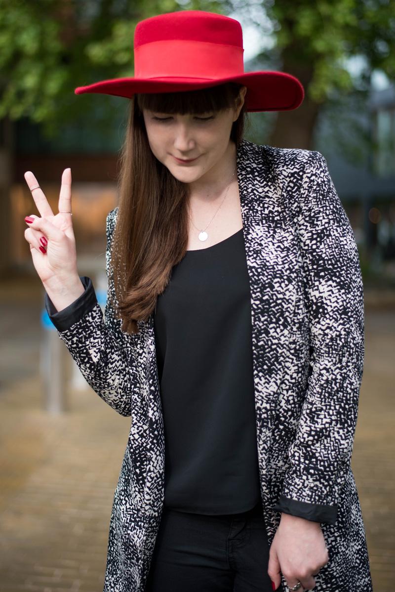Cabot Circus Fashion Blogger