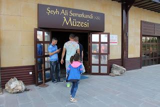 Şeyh Ali Semerkandi müzesi
