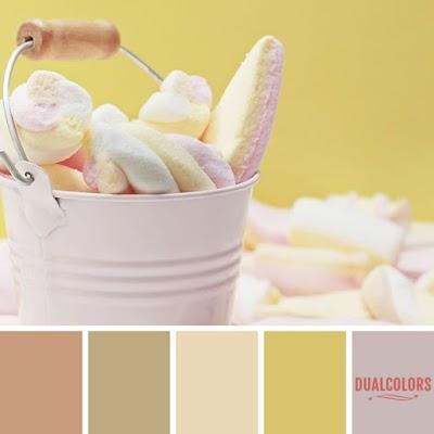 Color Paleta 155