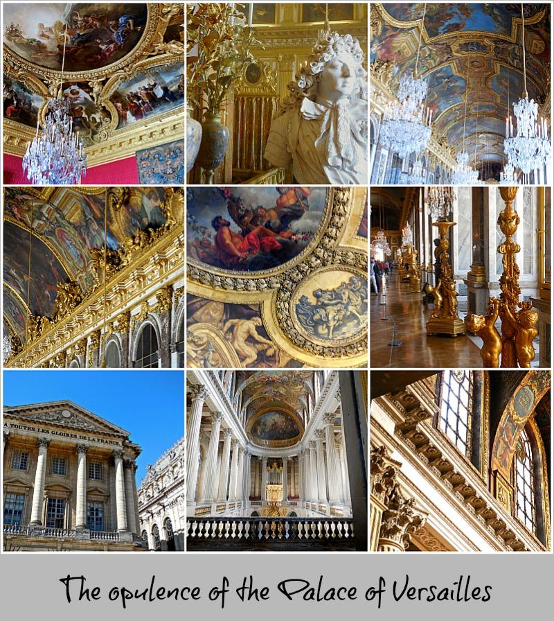 A breath of fresh air le ch teau de versailles and red marble - Photo chateau de versailles ...