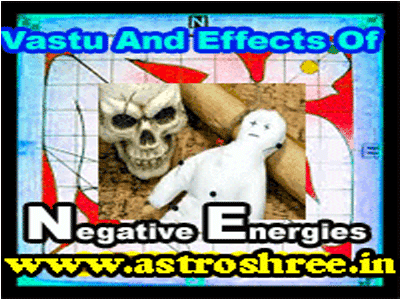 Vastu And Black magic effects remedies