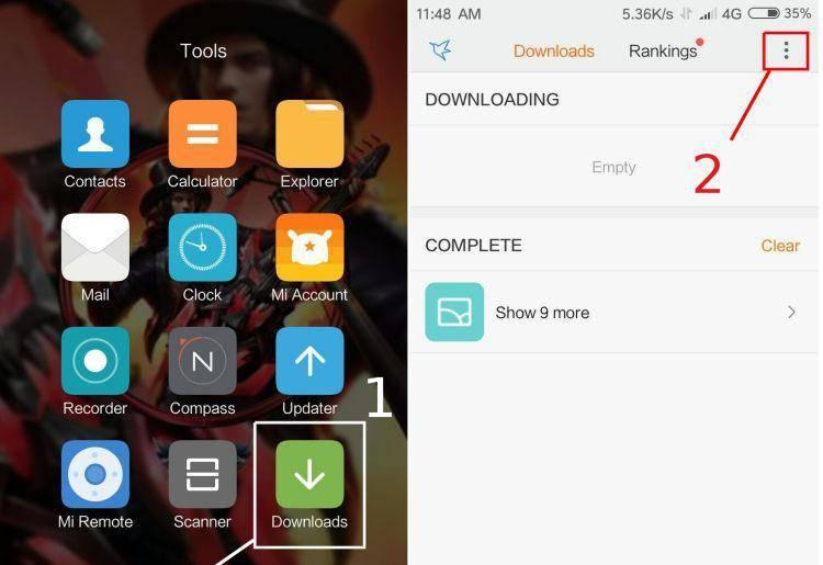 aplikasi dari playstore dengan jaringan seluler  Mengatasi HP Xiaomi Tidak Bisa Download Playstore (using WIFI only)