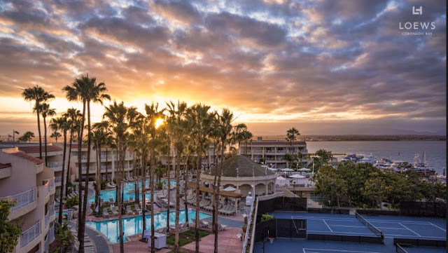 The 5 Best San Diego Hotels On The Beach From Luxury To Budget - Loews Coronado Bay Resort