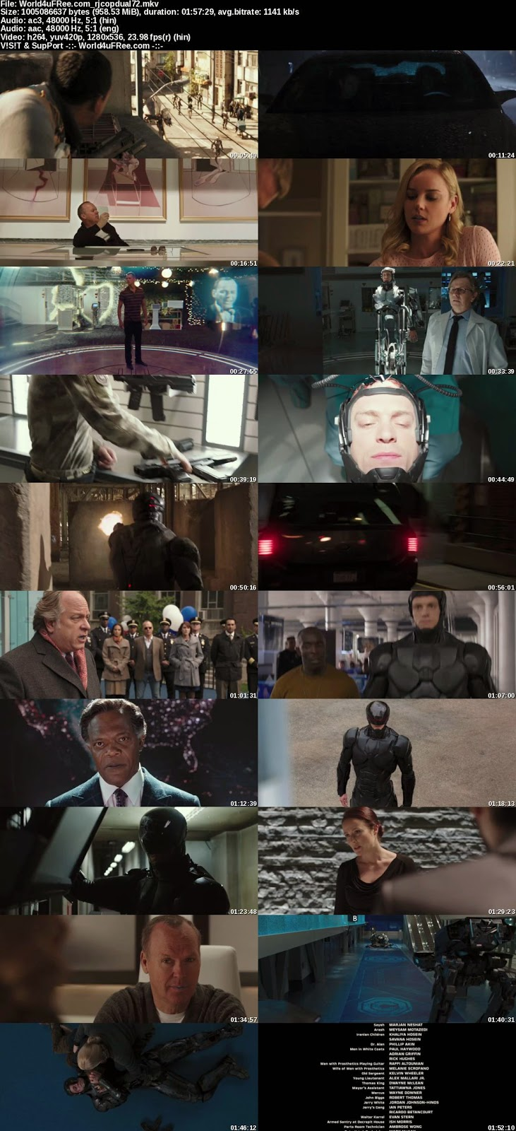 RoboCop Hindi Dubbed