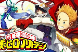 Download Opening & Ending Boku no Hero Academia Season 4