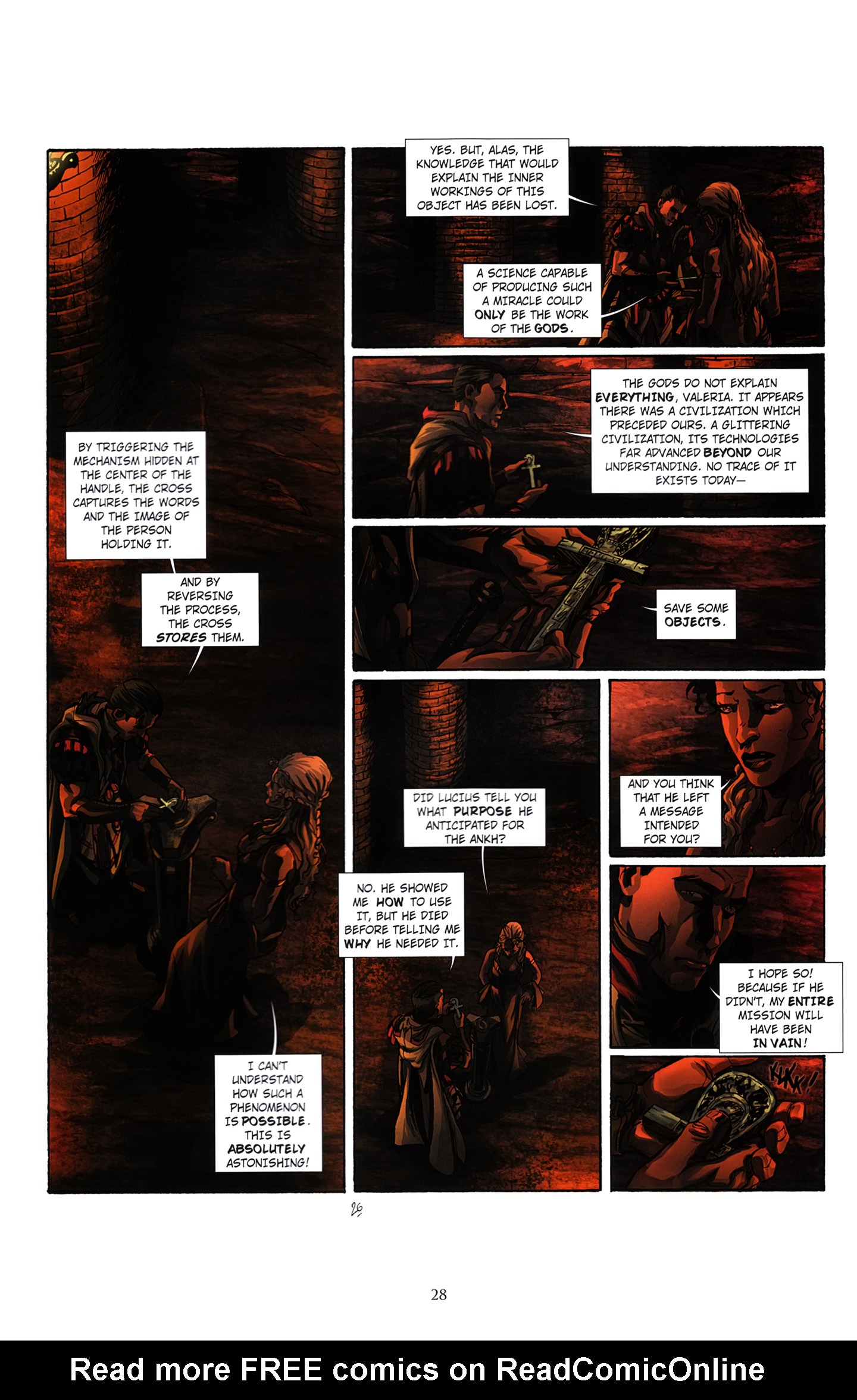 Read online Assassin's Creed (2012) comic -  Issue #3 - 32