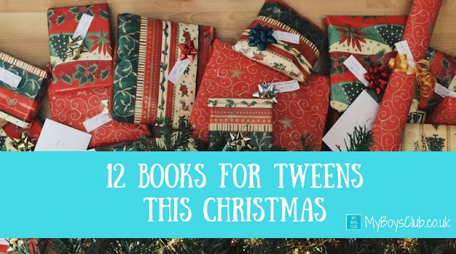 12 Books for Tweens this Christmas