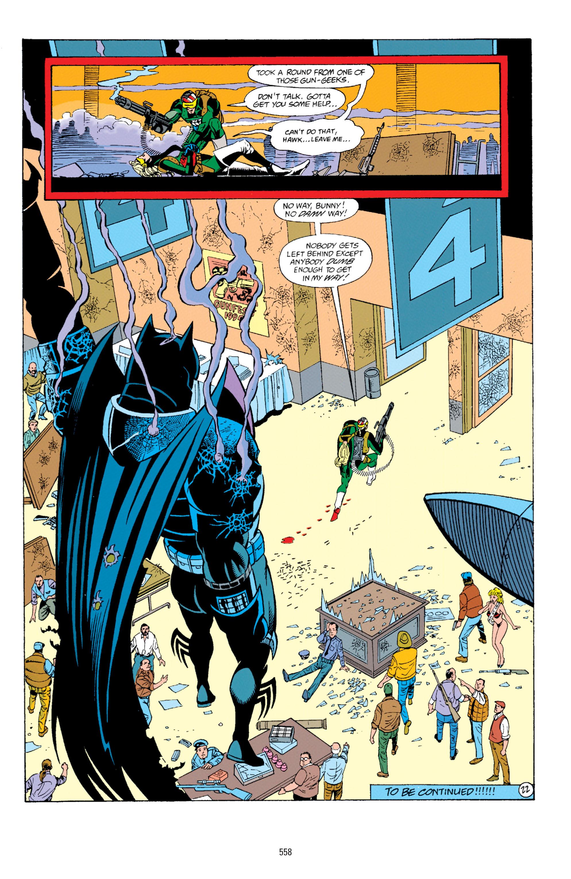 Detective Comics (1937) 674 Page 22