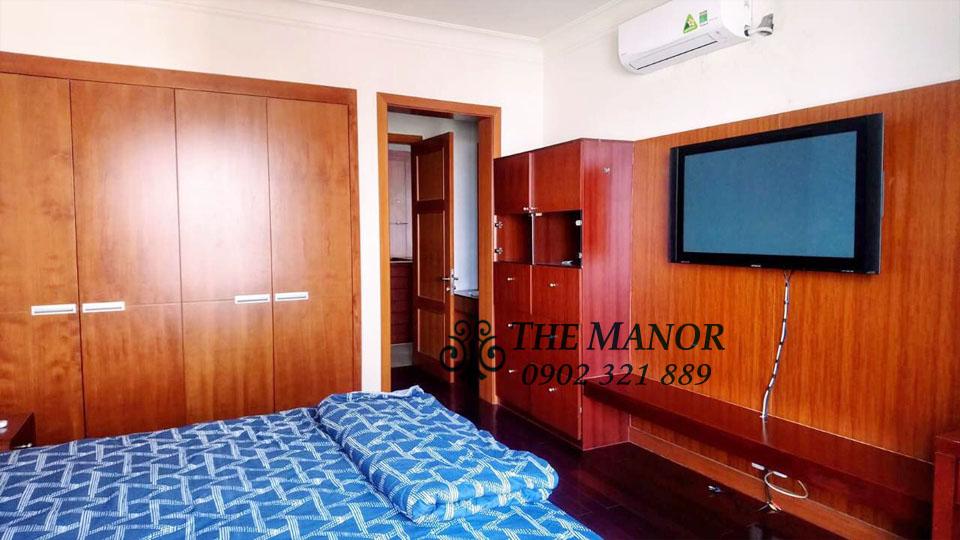 The Manor 1 HCM cho thuê căn hộ 3 phòng ngủ block AW giá rẻ bất ngờ  - hình 6