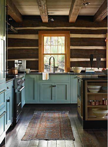 Connie S Rustic Kitchen