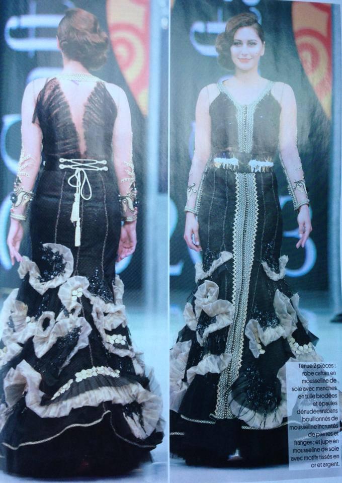 moderne et respecteuse des traditions vous offre une large collection de  Caftans  593e482384d