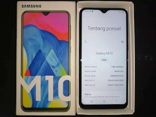Ini Spesifikasi Samsung Galaxy M10, Memiliki RAM 2 GB