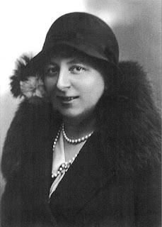 Beata Branicka z Potockich - Matka autorki