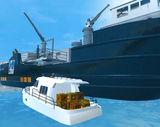 Cargo Ship Simulator Free