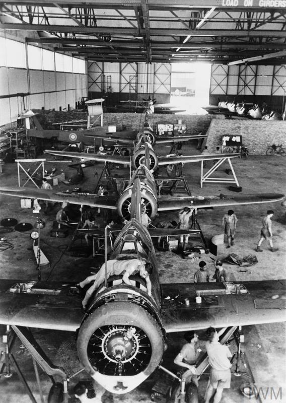 Brewster Buffaloes, 12 August 1941 worldwartwo.filminspector.com