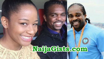 kanu nwankwo wife fighting brother in law