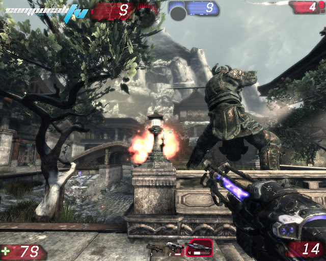 Unreal Tournament 3 PC Full Español