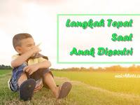 Langkah Tepat Saat Anak Disentri