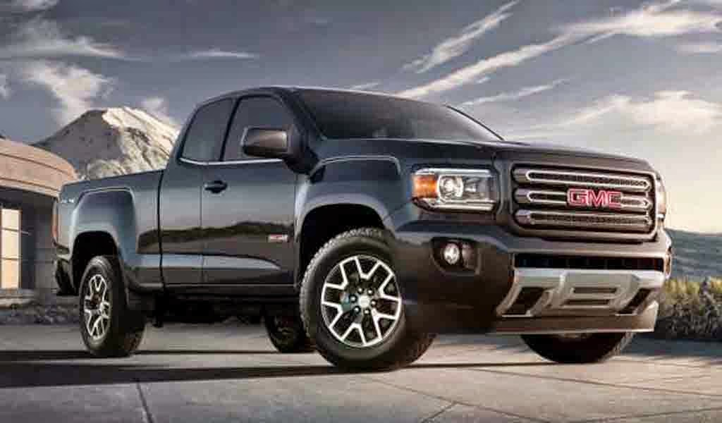2017 Gmc Canyon Exterior And Changes