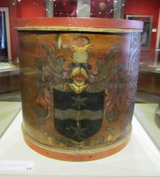 Churchill y el tambor de Francis Drake