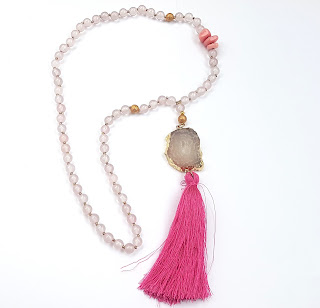 Pâte de Fruits Candy String Necklace