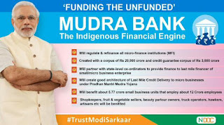 Mudra Bank Loan Yojana (PMMY) Details and Apply Online