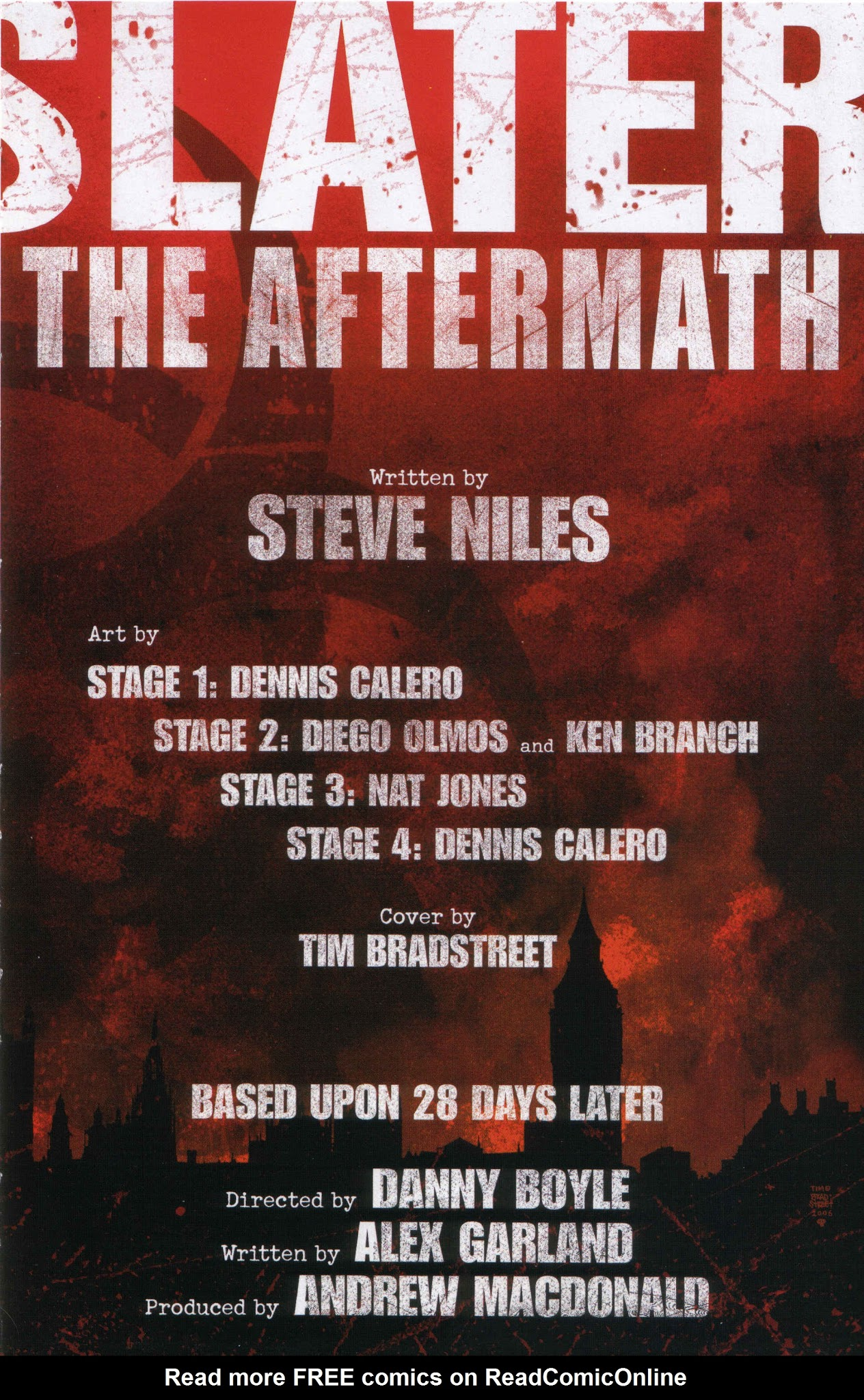 28 Days Later: The Aftermath TPB Page 3