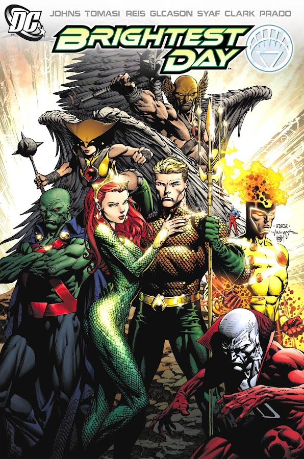 brightest day dc