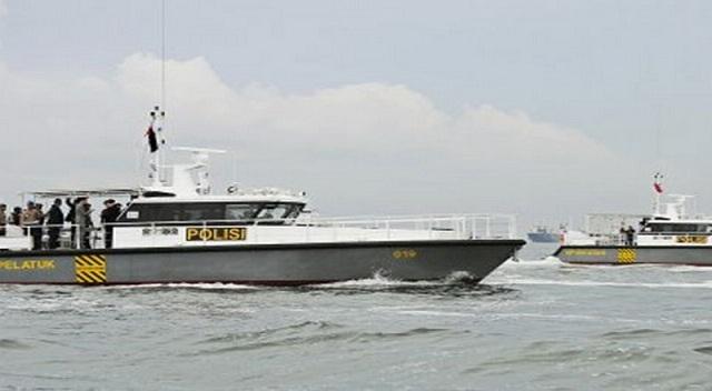 2 Kapal Pengangkut BBM Ilegal Di Tangkap Beserta ABK