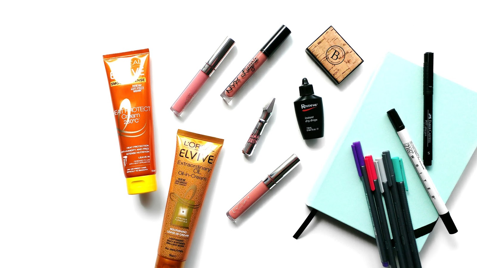 August Monthly Favourites 2016