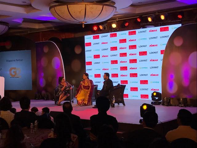 RJ Malishka with Actor Sonam Kapoor and Producer Atul Kasbekar-