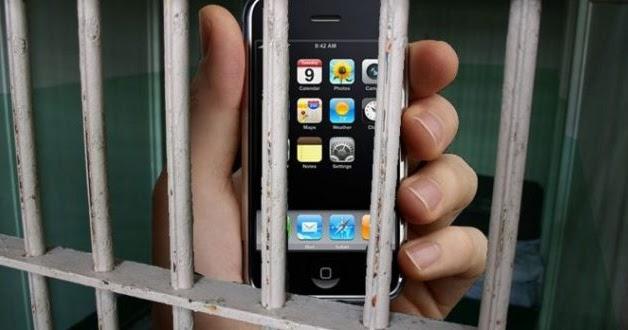 Resultado de imagem para Polícia apreende celulares na cadeia pública  de Carnaíba
