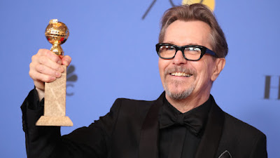 Golden Globes 2018 Gary Oldman