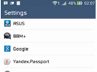 Cara Mengaktifkan USB Debugging Asus Zenfone 5