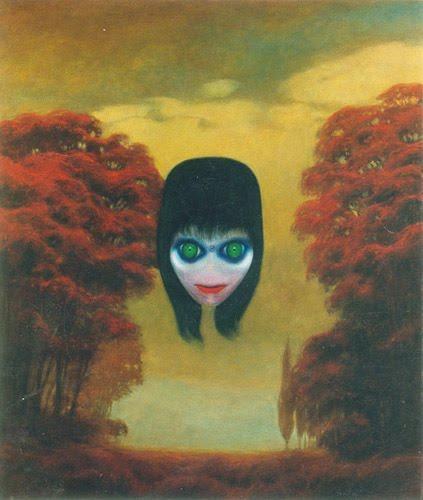 Zdzislaw Beksinski, Surrealismo, Arte, Lisergia