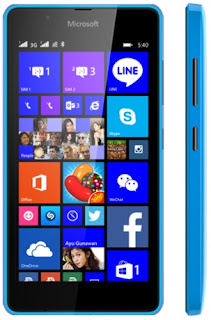 Microsoft Lumia 540 Dual Sim Specs and Price