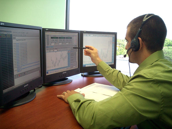 Forex trading on your behalf