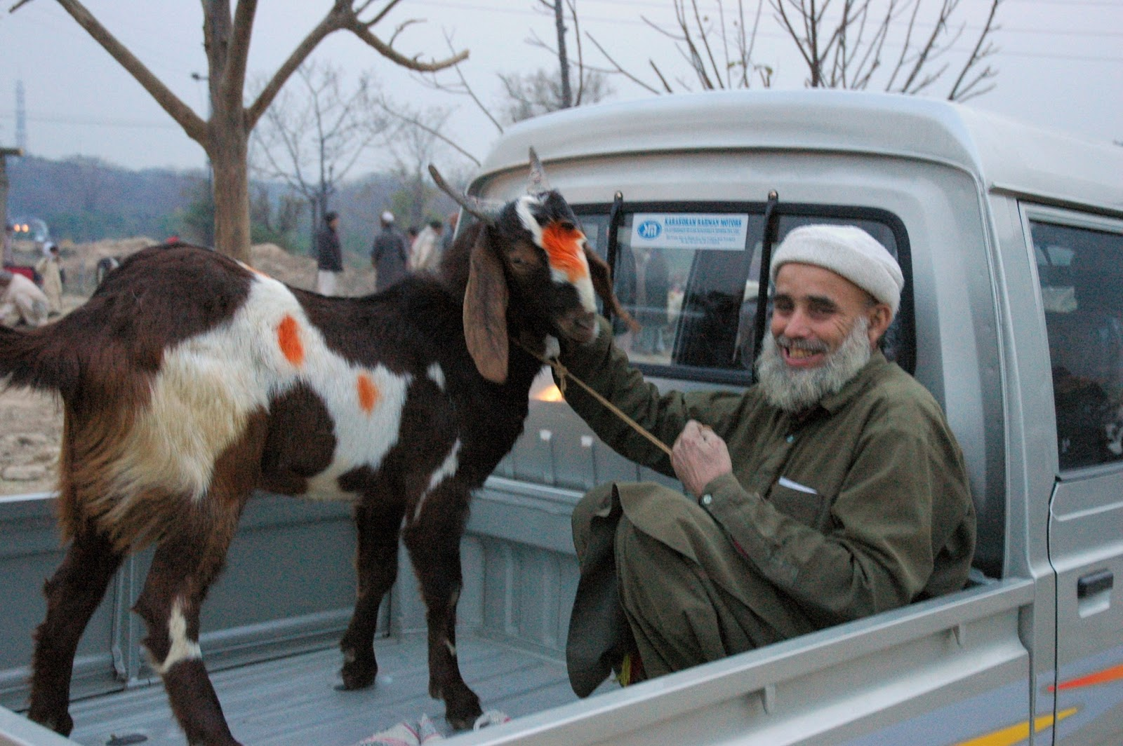 The Chronicles of Chris: Pakistan: Goat – The Other Dark Meat