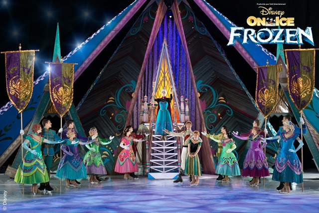 Frozen Disney OnIce