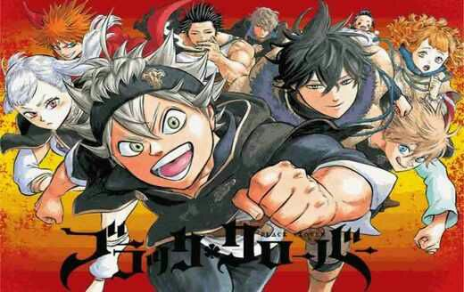 Black Clover Batch Subtitle Indonesia