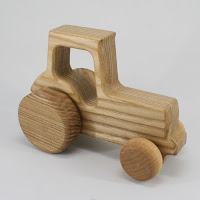 TR03, Tractor III, Lotes Wooden Toys